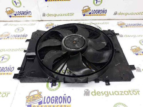 Radiator Fan MERCEDES-BENZ C-CLASS (W204) C 200 CDI (204 001) | B-Parts