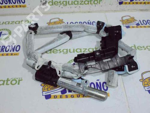 Left Curtain Airbag BMW 3 Touring (E91) 320 d   B-Parts