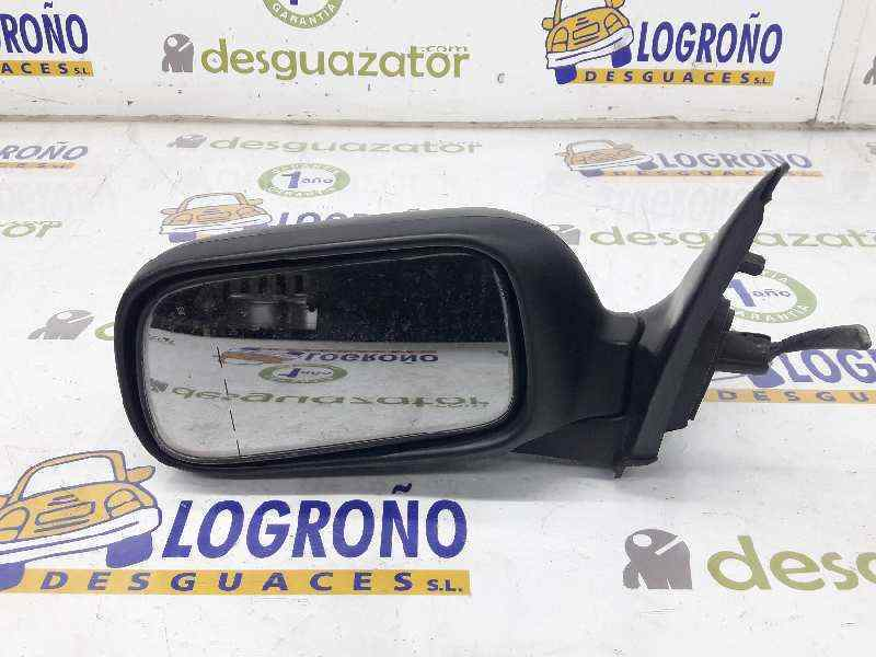 Left passenger side Wing mirror glass for Nissan Primera P10 1990-1996