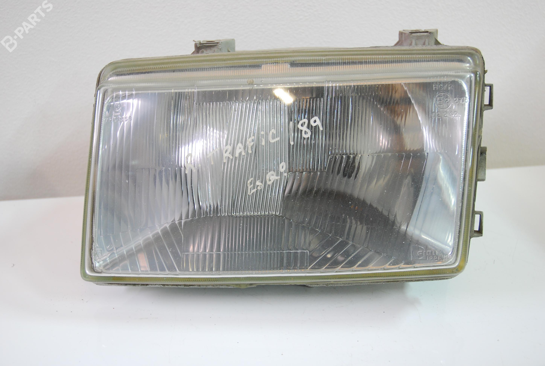 Right Headlight Renault Trafic Box Txx 28224 Under Bonnet Fuse 5 Doors 1989