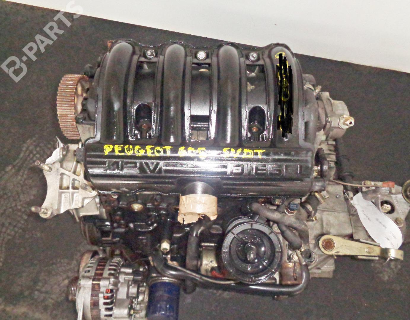 Engine Peugeot 605 6b 21 Turbo Diesel 1172489 Fuse Box Complete P8a Diesel5 Doors