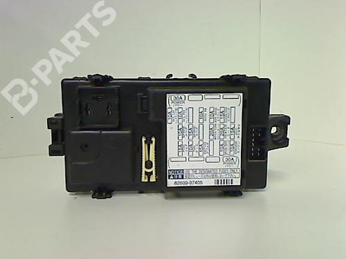 fuse box daihatsu+sirion (m1) 1 3 sport (102 hp) [2000