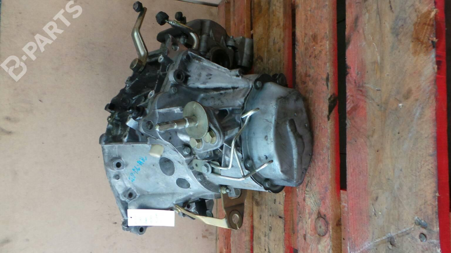 Manual Gearbox PEUGEOT 307 SW (3H) 2.0 HDI 110 27516
