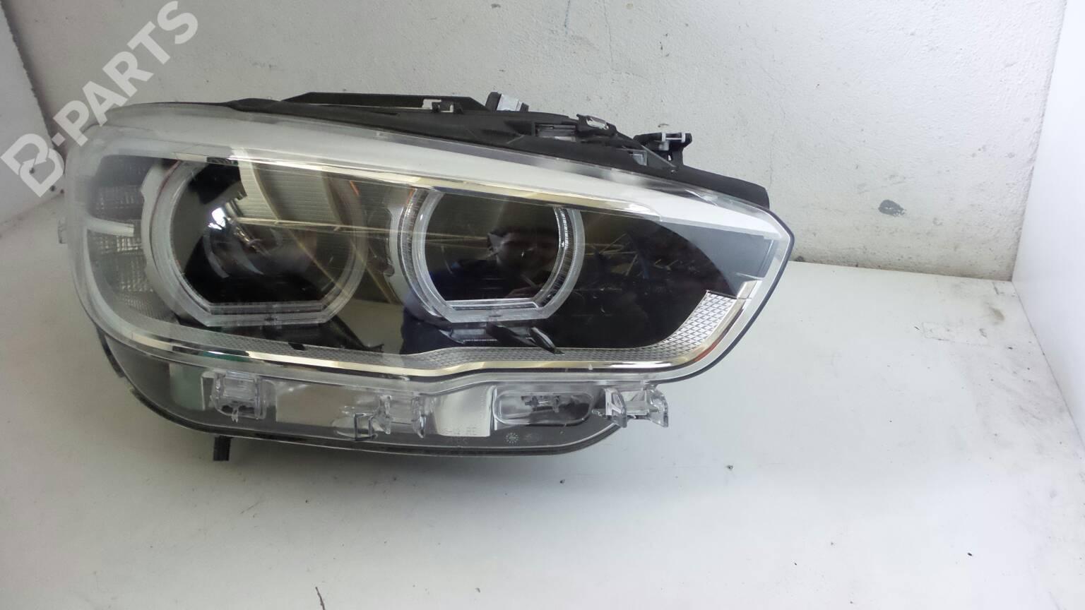 Right Headlight Bmw 1 F20 180992 Fuse Box 747134001 01192902 5 Doors