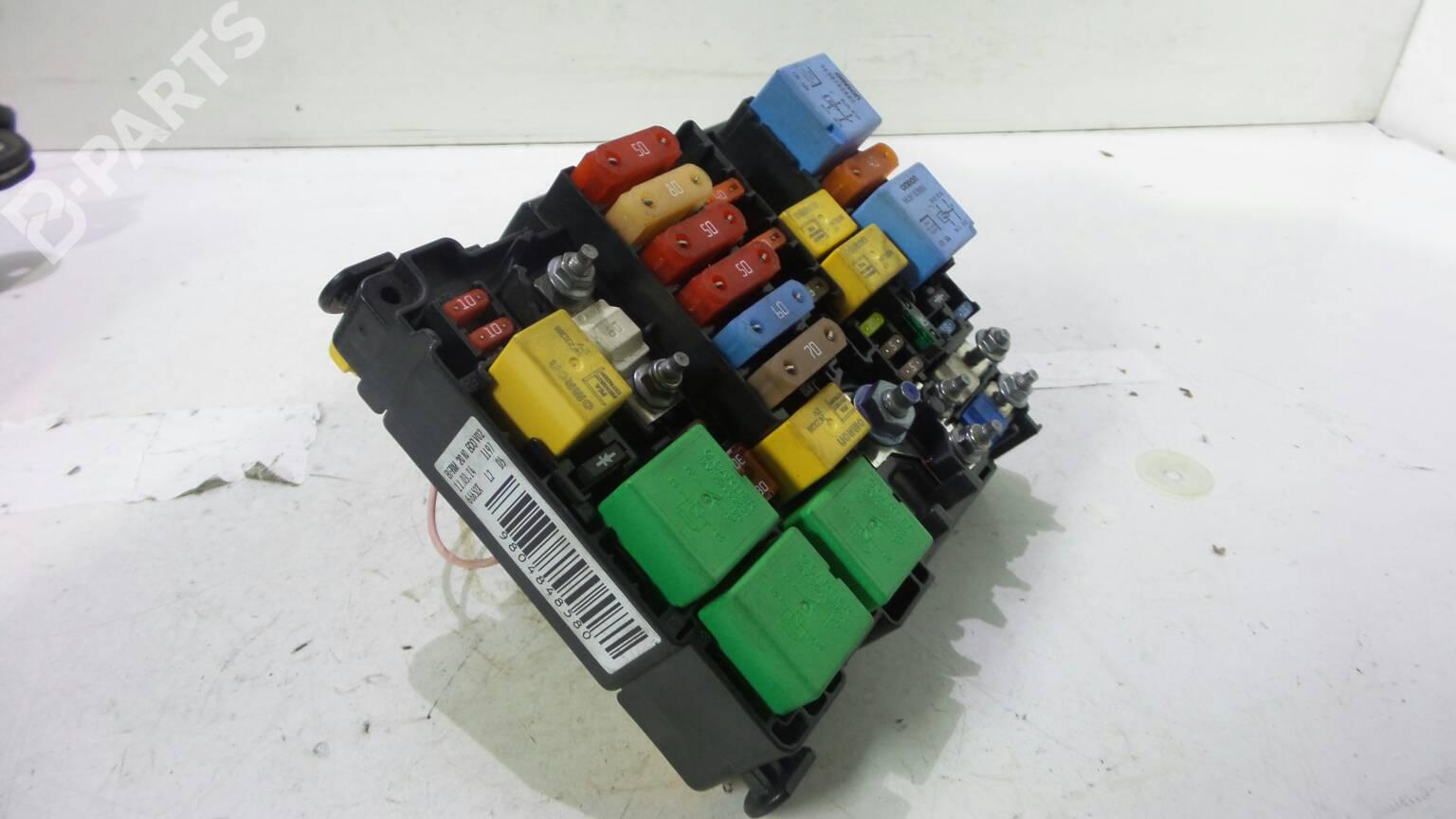... Fuse Box 9804848580 PEUGEOT, 308 II 1.6 HDi / BlueHDi 115 (115hp),