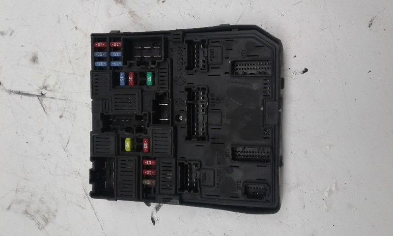 fuse box nissan pulsar hatchback c13 1 5 dci 1070366 rh b parts com fuse box location nissan pulsar 2003 Nissan Altima Fuse Box Location