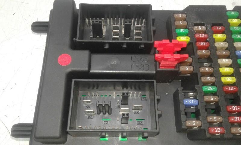 fuse box |ah4214f041aj|land + range rover|| land rover, range rover
