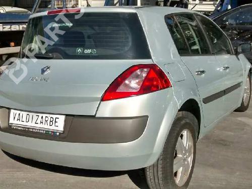 Left Door Mirror Renault Megane Ii Bm01 Cm01 15 Dci 1138827