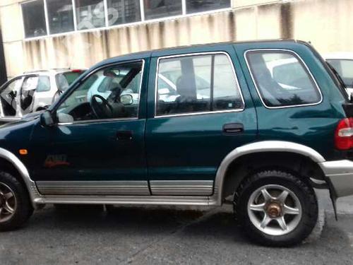 manual gearbox sk2 kia, sportage (k00) 2 0 td 4wd(2 doors)