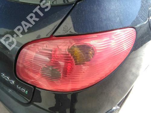 fuse box 9649627880 peugeot, 206 hatchback (2a/c) 1 4 hdi eco 70