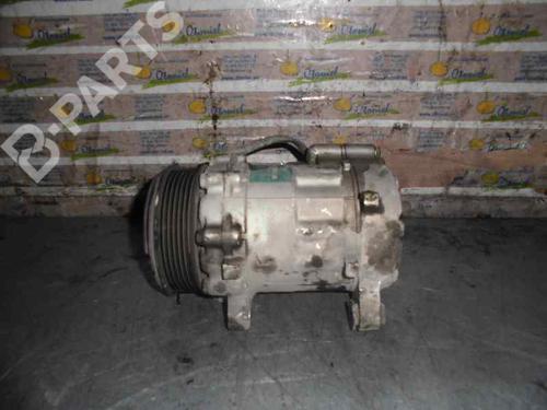 AC Compressor VW POLO (6N1) 60 1 4 | B-Parts