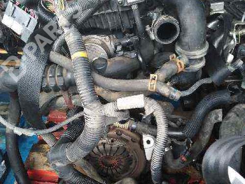 Engine NISSAN KUBISTAR MPV (X76) 1 5 dCi K9K714 | <<B