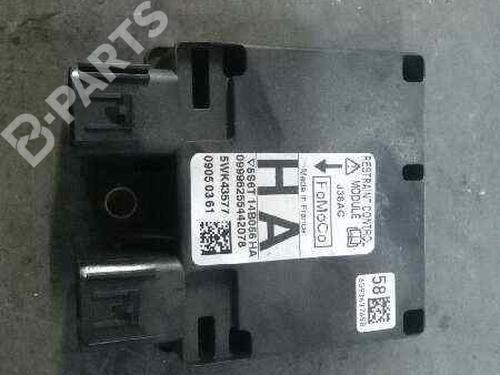 Airbags ECU FORD FUSION (JU_) 1 6 TDCi | B-Parts