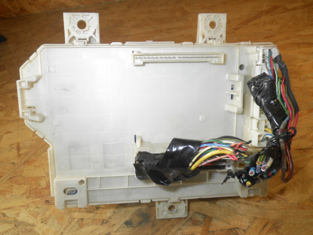 fuse box 4545400424|smart| smart, forfour (454) 1 5 cdi (454 001