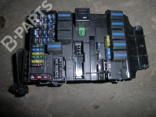 fuse box smart city coupe (450) 0 6 (s1cla1, 450 341) b parts Kia Fuse Box