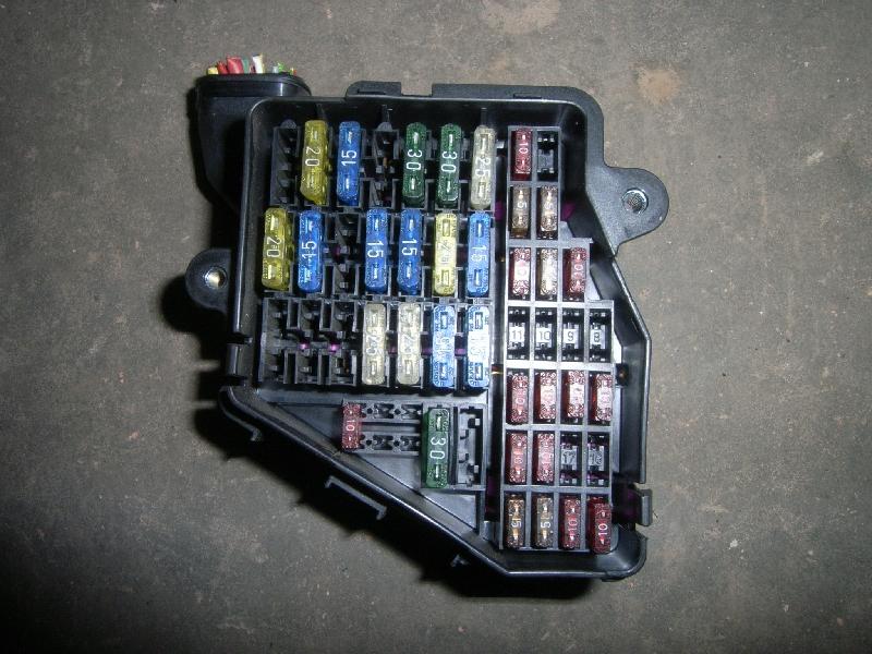 fuse box 8d1941824|| audi, a4 (8d2, b5) 1 6(4