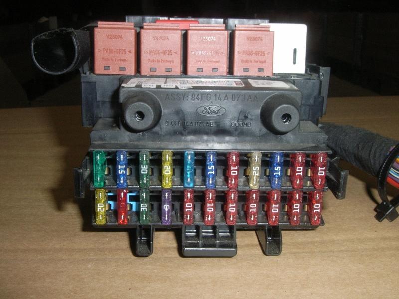 fuse box 5s5t14401rbb   ford, ka (rb_) 1 3 i(3 doors