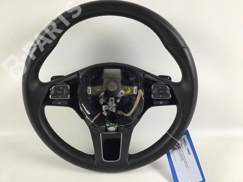 Steering Wheel VW TOUAREG (7P5, 7P6) 3 0 V6 TDI 7P6419091G