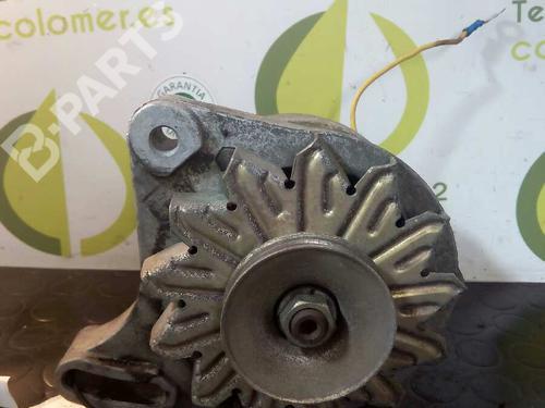 Fiat Uno Alternator Parts And Components Car Parts Diagram
