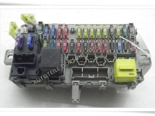 yqe103680|rover| fuse box 45 saloon (rt) 1 8 (117 hp)