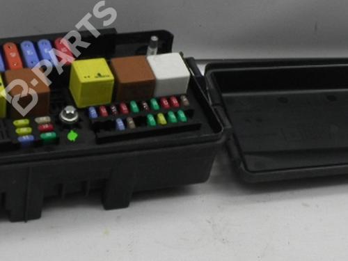 Fuse Box Vectra C Interior Fuse Box on