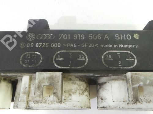 fuse box 701 919 506a ford, galaxy (wgr) 1 9 tdi(5 doors