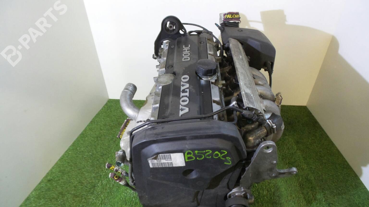 Engine Volvo 850 Ls 20 66541 1994 Schematics Complete 126hp B 5202 S