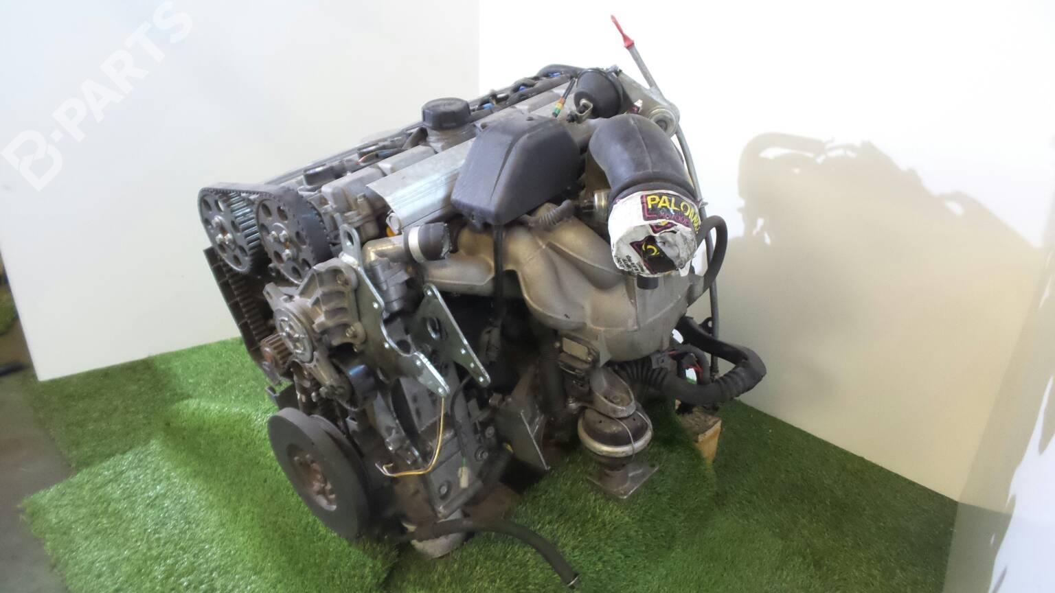 Engine Volvo 850 Ls 20 66552 1994 Schematics Complete 143hp B 5204 F 1991