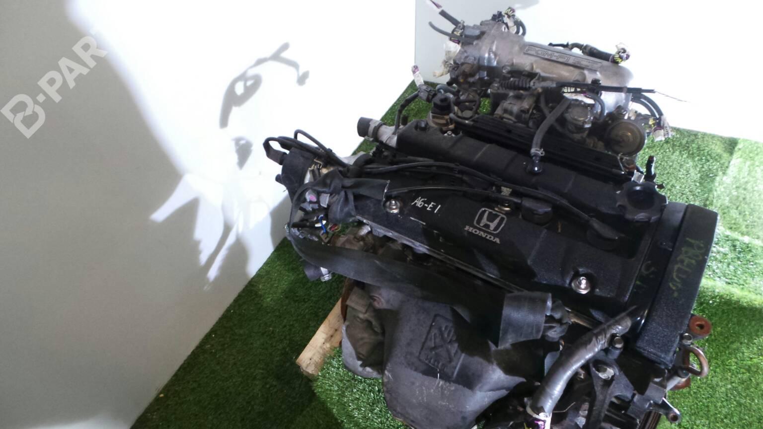 Engine Honda Prelude Iv Bb 23 I 16v Bb2 85318 1992 Complete 160hp
