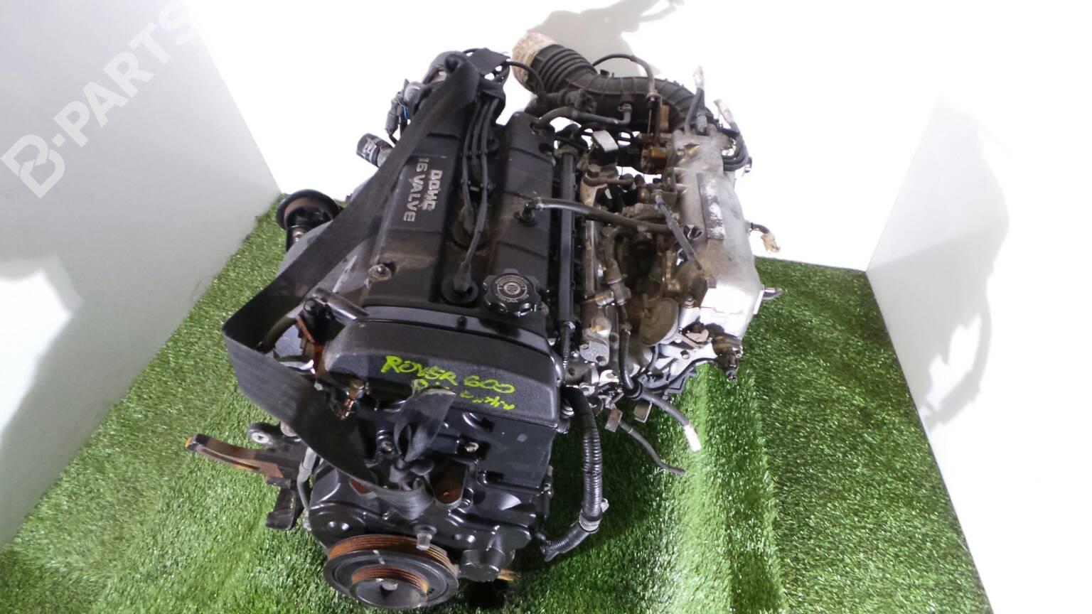 Engine Honda Prelude Iv Bb 23 I 16v Bb2 85319 1992 Complete 160hp