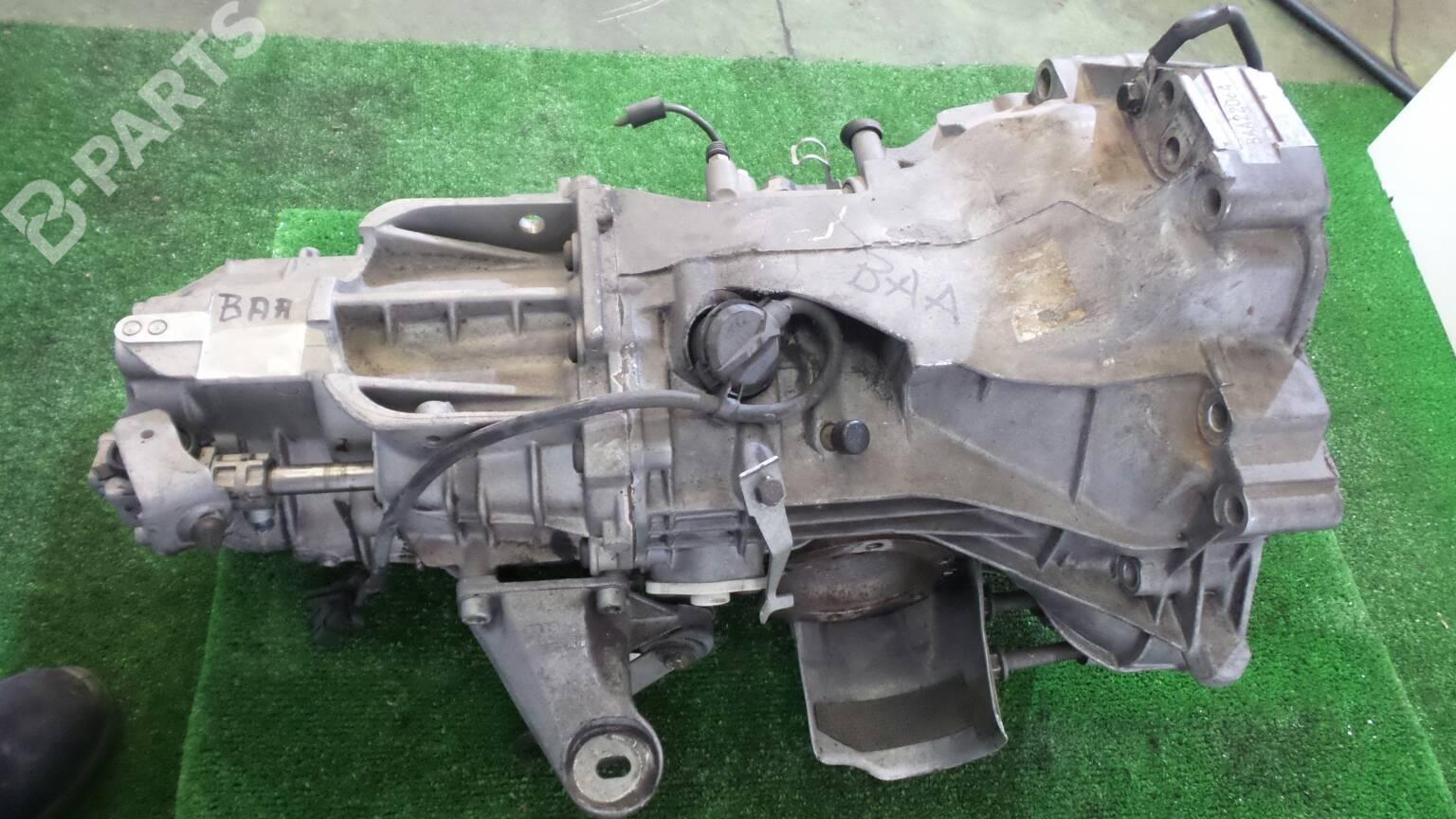 ... Manual Gearbox BAA AUDI, A4 (8D2, B5) 1.9 TDI(4 doors ...