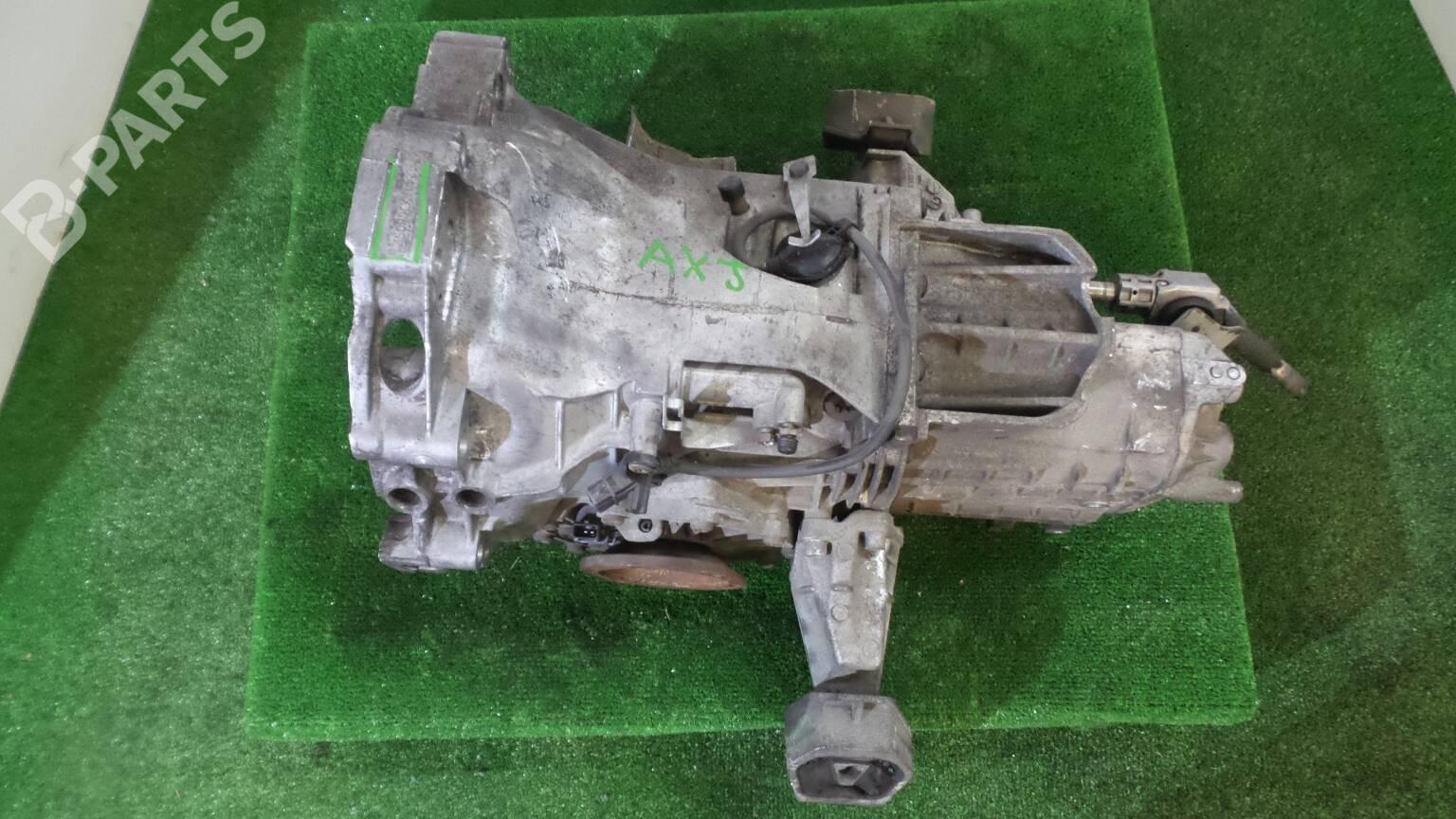 Manual Gearbox AXJ AUDI, 100 Avant (4A5, C4) 2.4 D(4 ...
