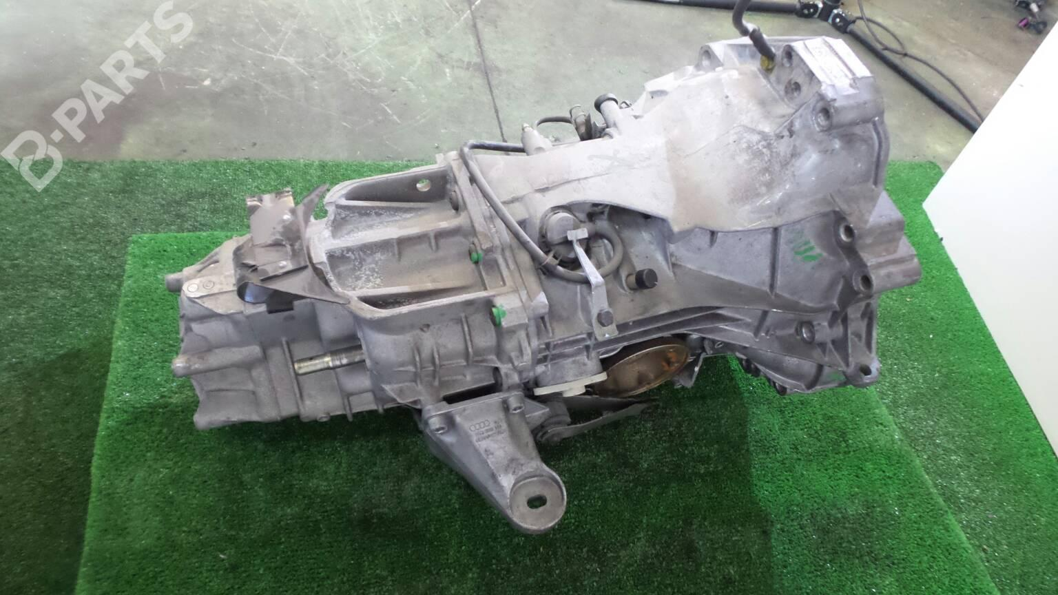 ... Manual Gearbox CCF AUDI, 100 Avant (4A5, C4) 2.0 E 16V( ...