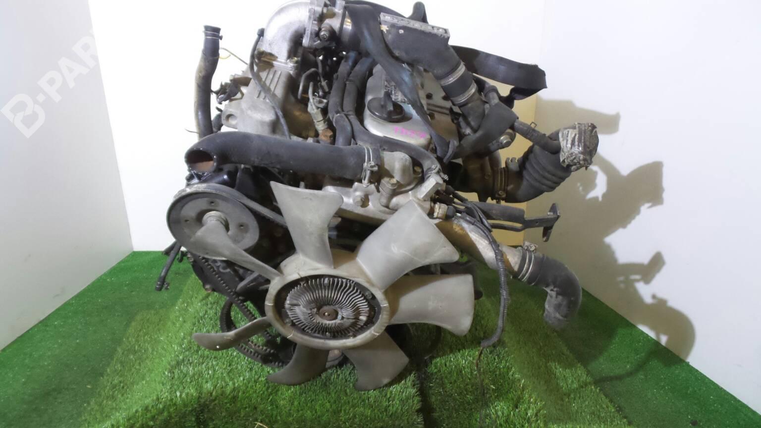 Engine Nissan Pick Up D21 27 D 4wd 120159 1985 Hardbody Schematics Complete 99hp Td27