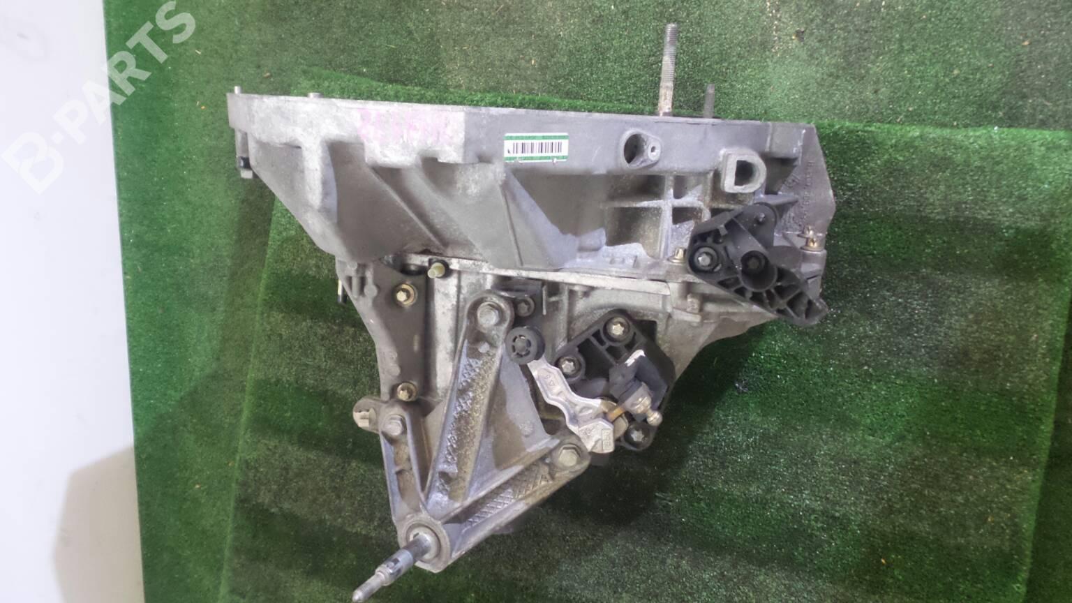 manual gearbox renault clio iii br0 1 cr0 1 1 4 16v 121100 rh b parts com Renault Clio RS Renault Clio Sport