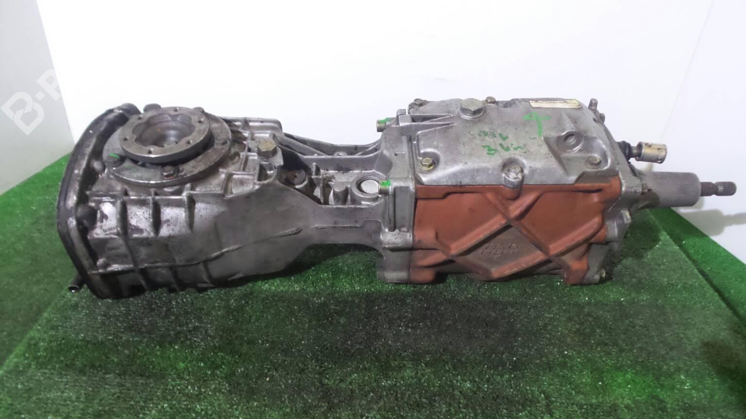Manual Gearbox 128622 VOLVO, 340-360 (343, 345) 1.4(5 ...