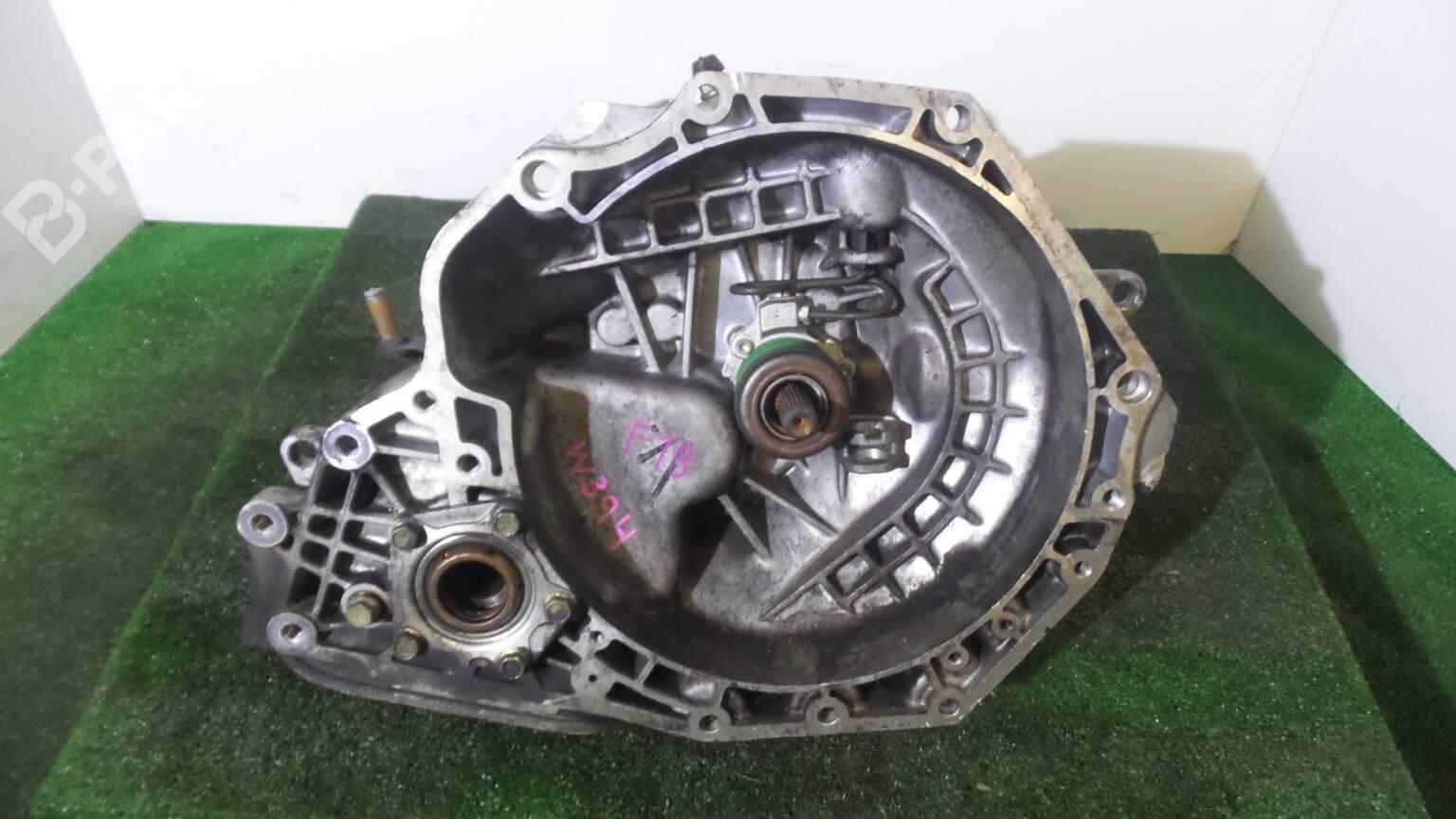 Manual Gearbox F18 W394 OPEL, ASTRA G Estate (F35_) 2.0 16V(5