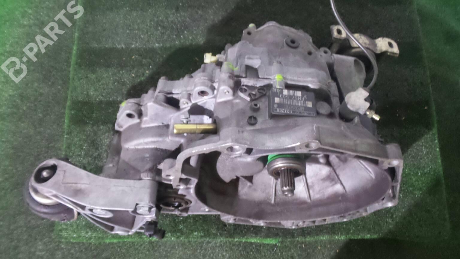 Manual Gearbox Saab 9 3 Ys3d 22 Tid 125464 2000 Engine Diagram Fm 57503 Tid5