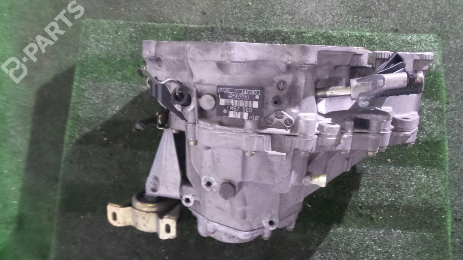 Manual Gearbox Saab 9 3 Ys3d 22 Tid 125466 2000 Engine Diagram Fm 57503 Tid5
