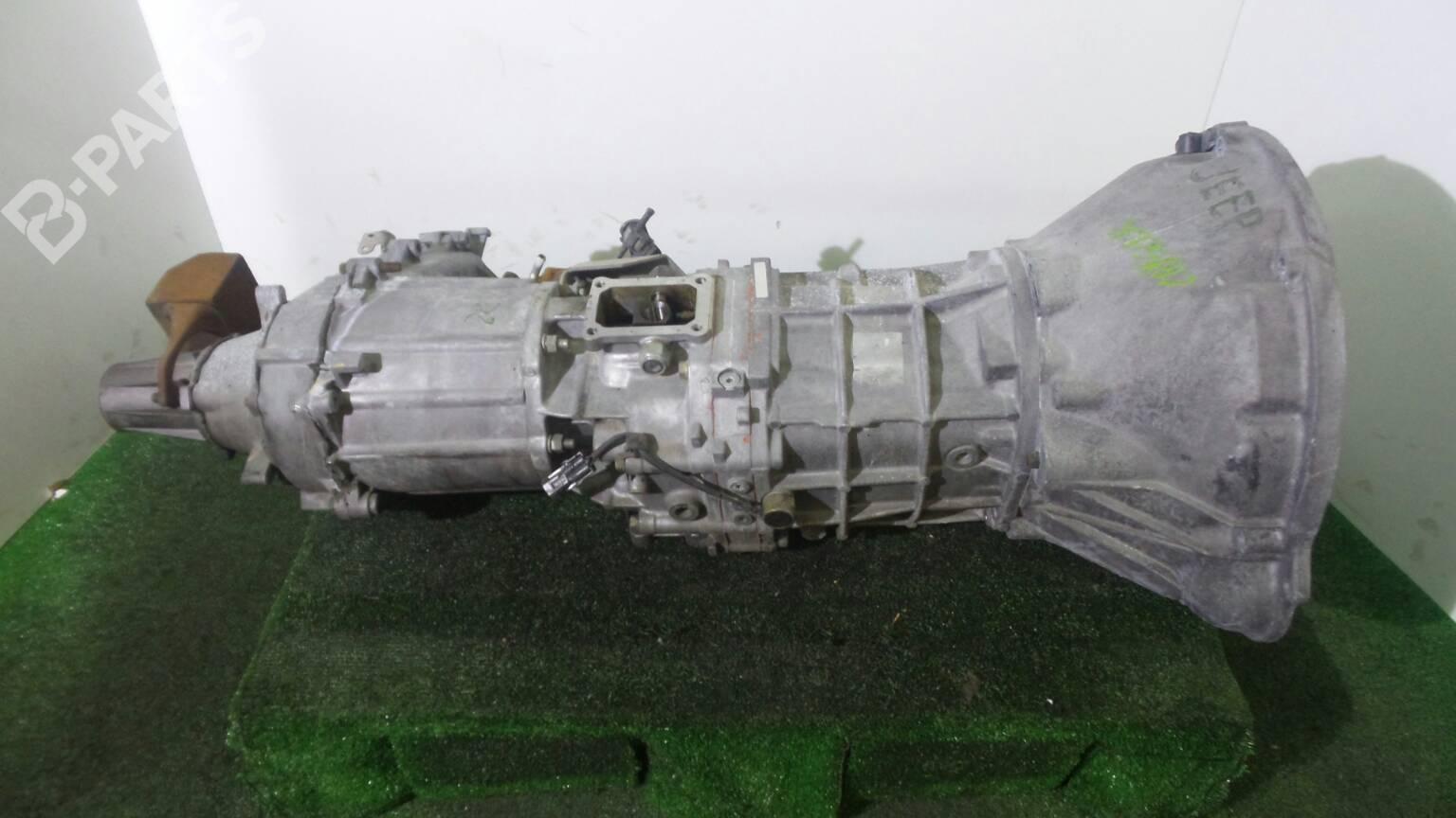 manual gearbox jeep grand cherokee i (zj) 5.2 limited 4x4   b-parts