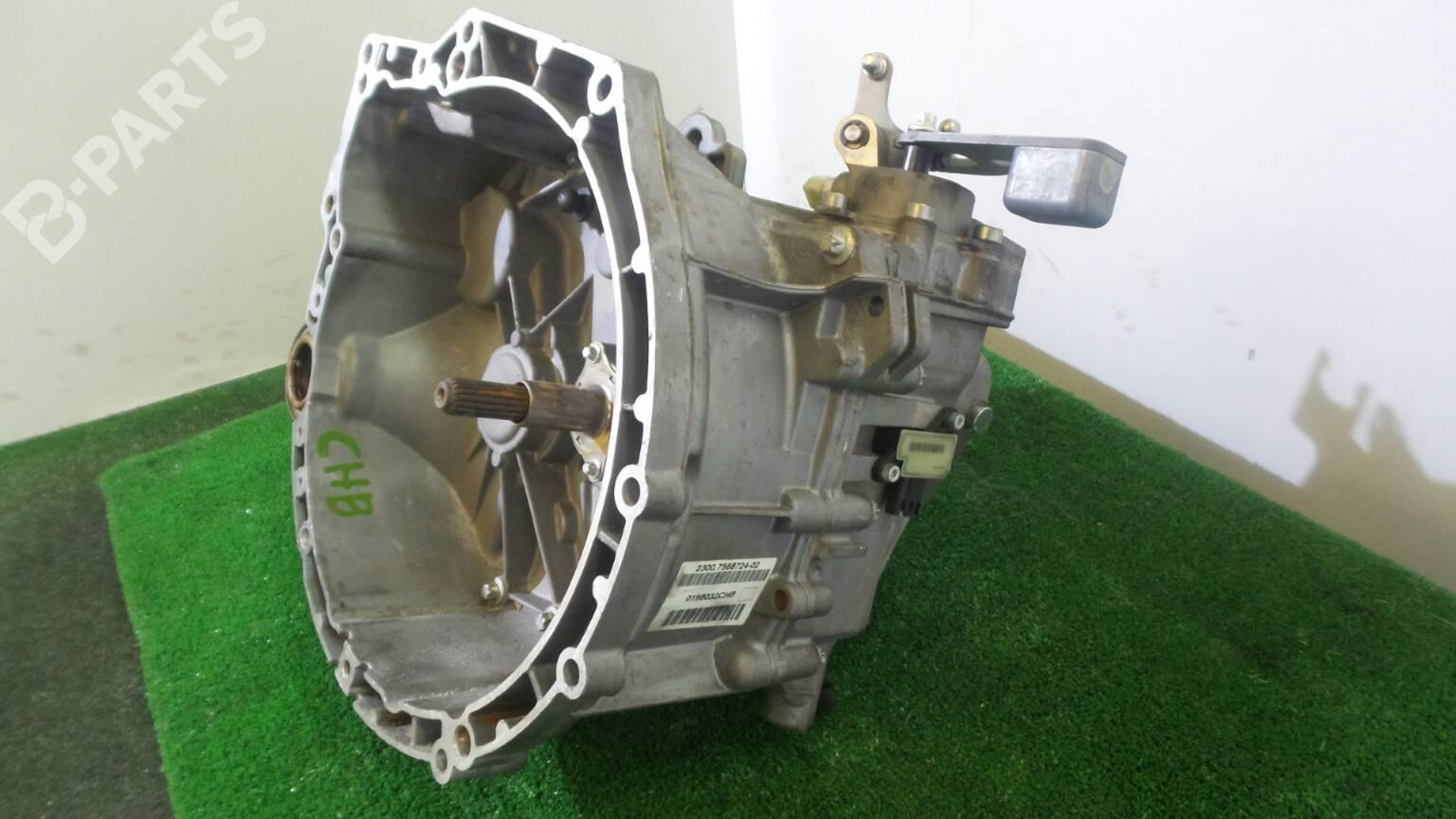 Manual Gearbox Mini R50 R53 Cooper S 130999 2002 Engine Parts Diagram Chb S3 Doors