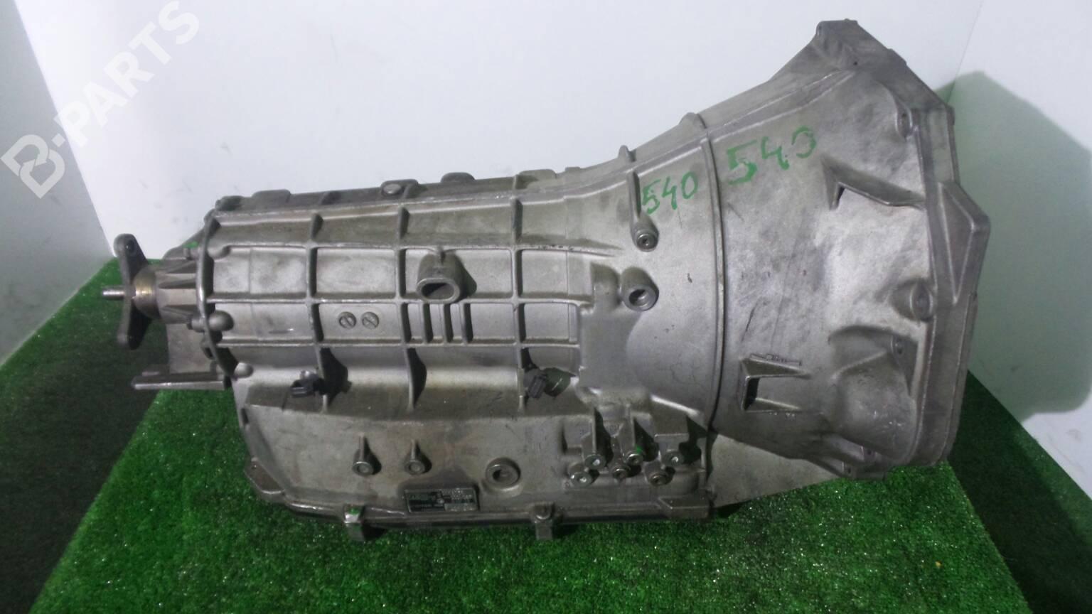 Automatic Gearbox Bmw 5 E34 540 I V8 131940 1994 Fuse Box 5hp18 1056000087 V84 Doors