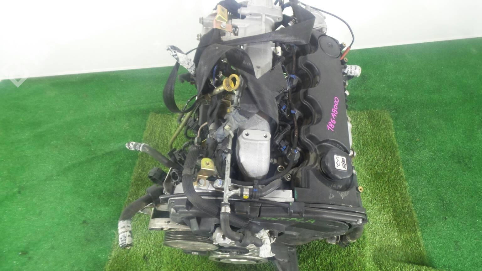 Engine Fiat Multipla  186   1 9 Jtd 115