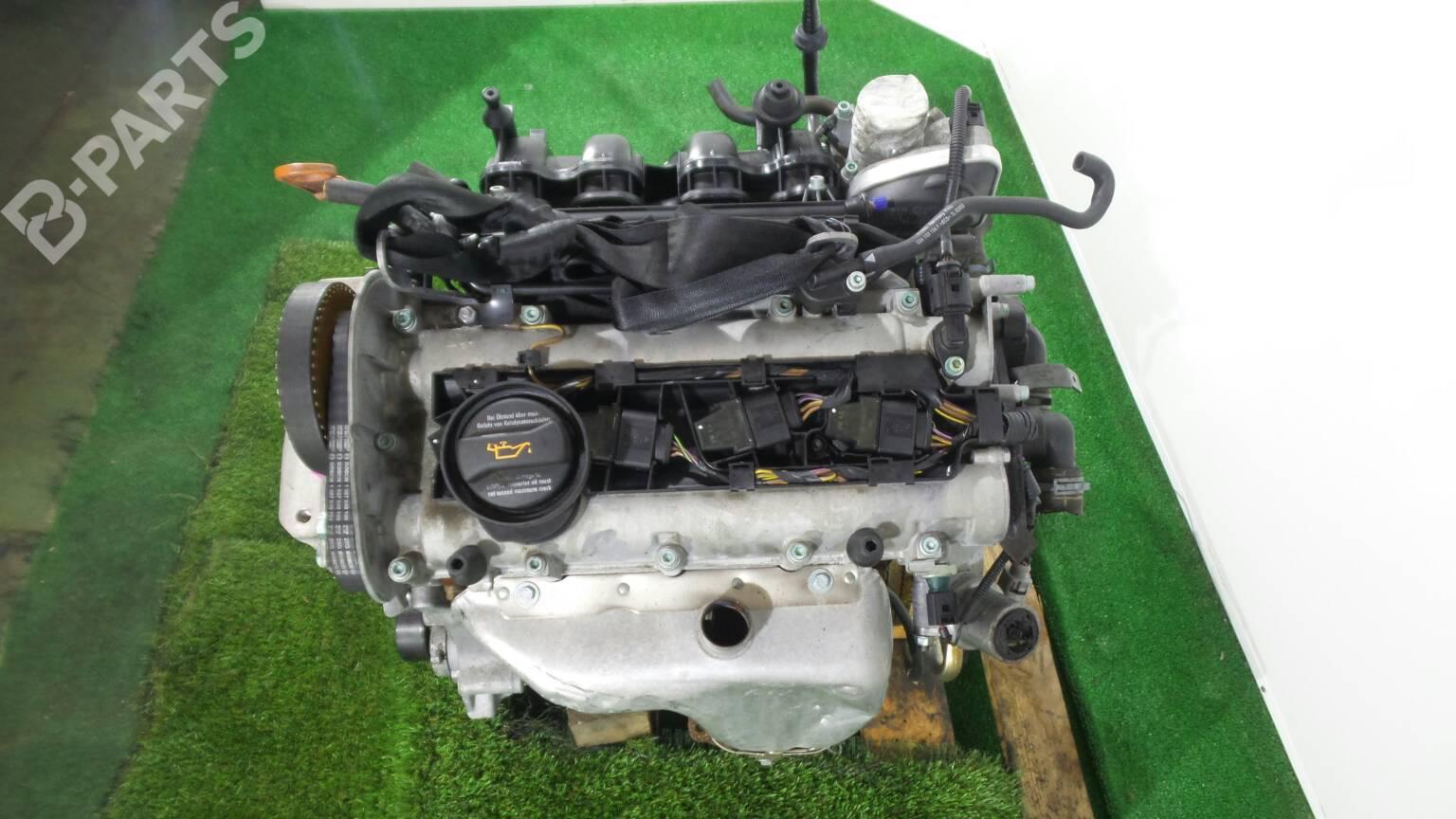 Engine Vw Polo  9n   1 4 16v Bby