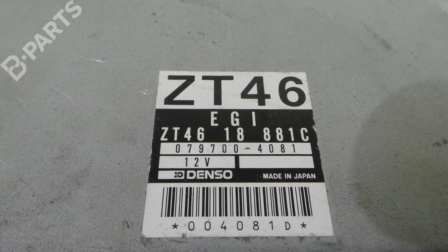 ... Engine ECU 079700-4081 KIA, SEPHIA (FA) 1.5 i(4 doors