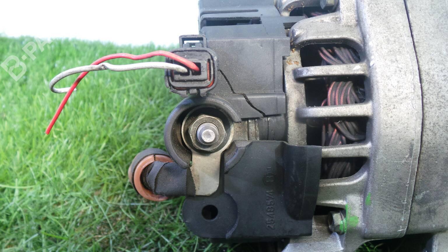 Alternator Peugeot 206 Fuse Box Central Locking 96 428 79980 Hatchback 2a C 14 I
