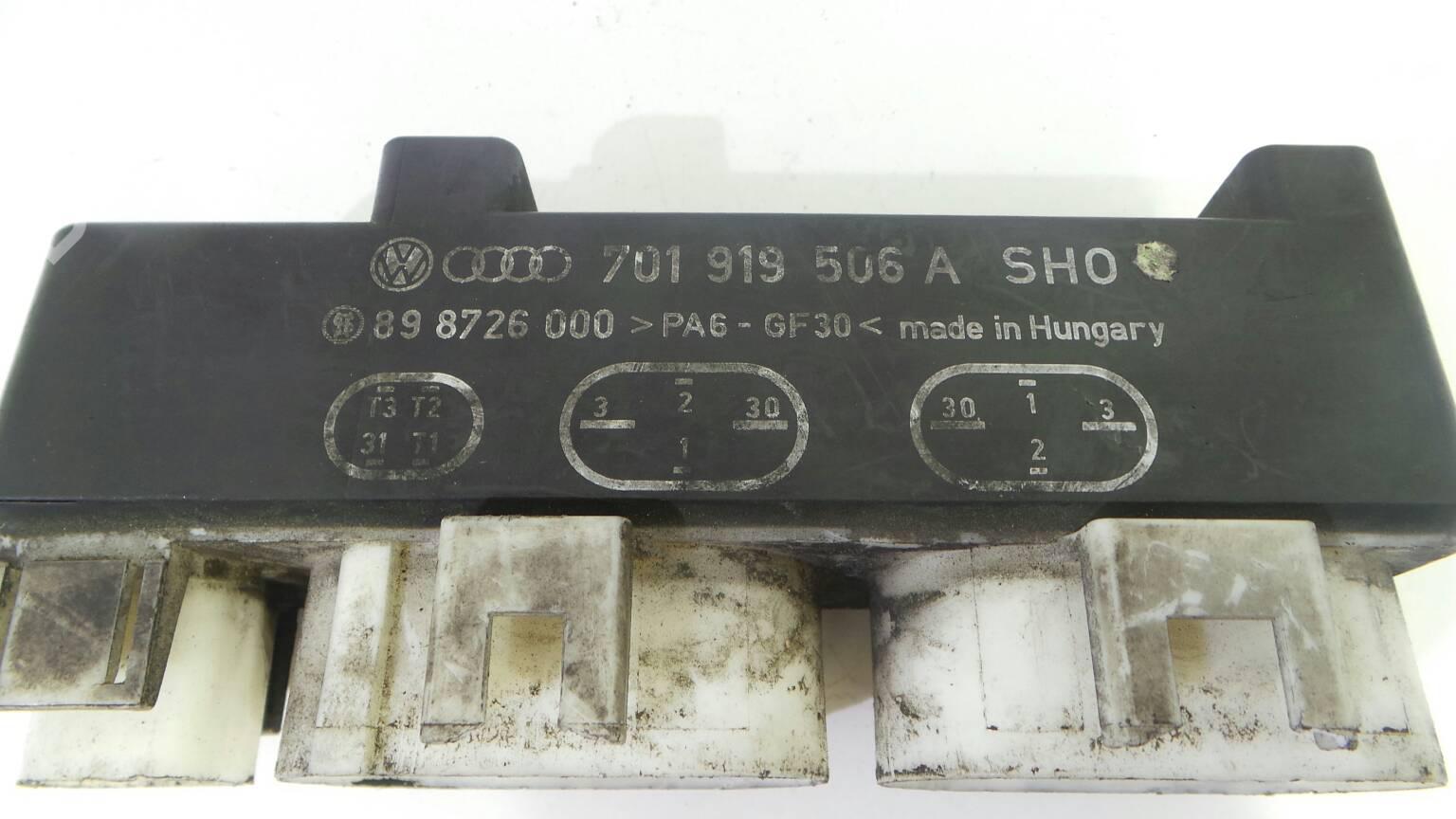 Fuse Box 701 919 506A FORD, GALAXY (WGR) 1.9 TDI(5 doors ...