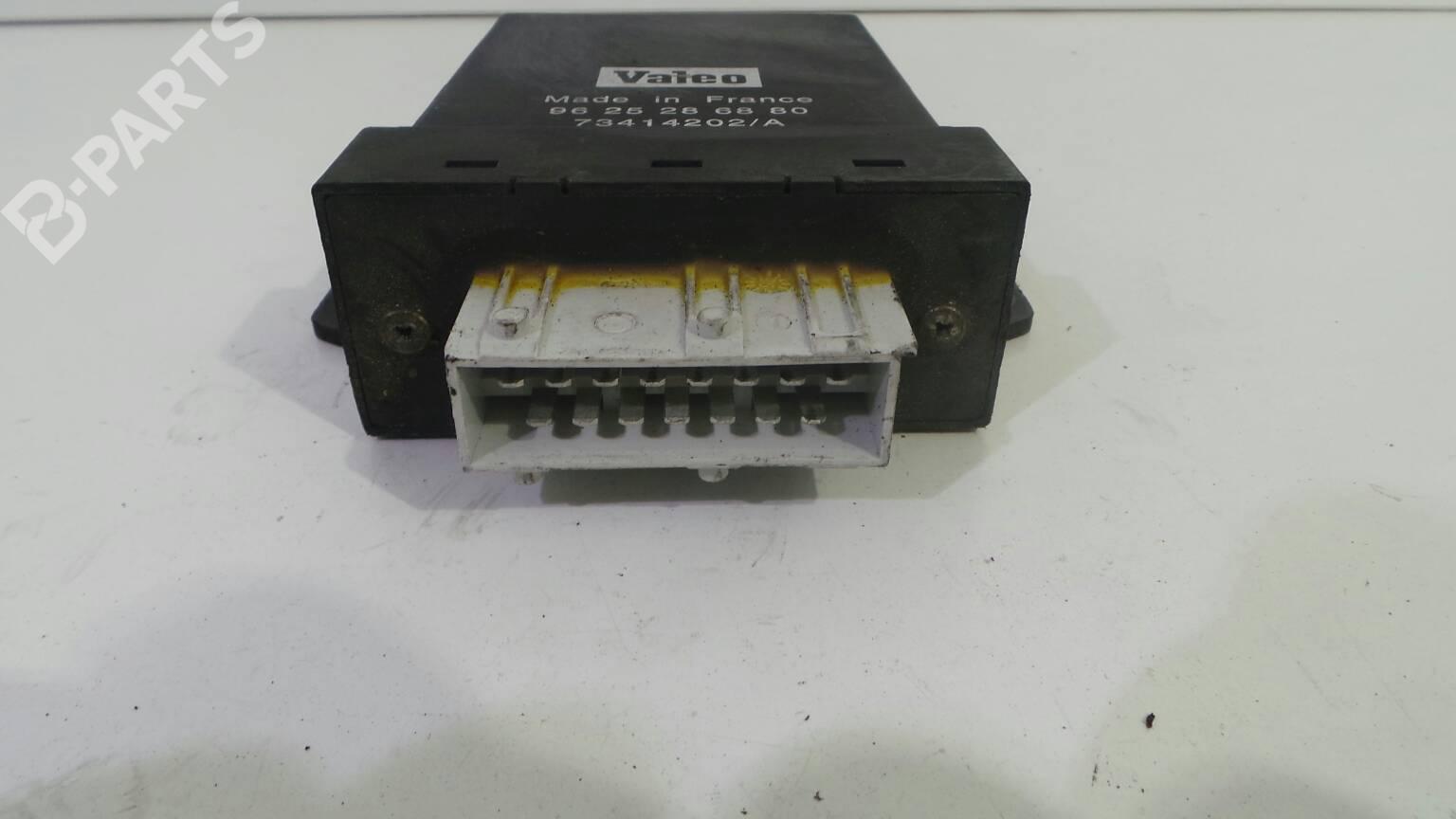 Fuse Box Peugeot 406 8b 19 Td 1205723 Doors 96 25 28 68 80