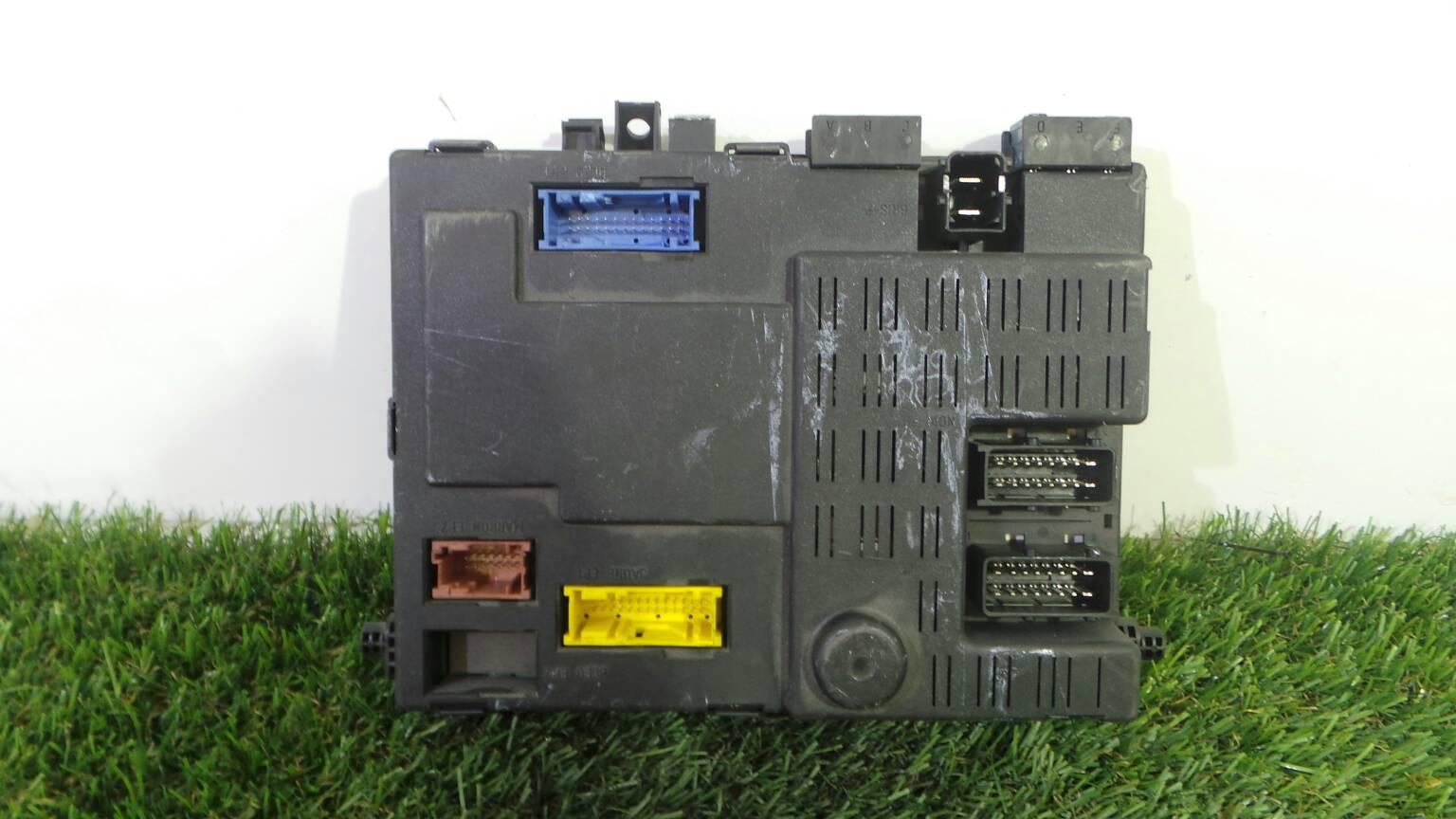 Fuse Box 96 424 094 80 CITROËN, XSARA (N1) 2.0 HDi 90(