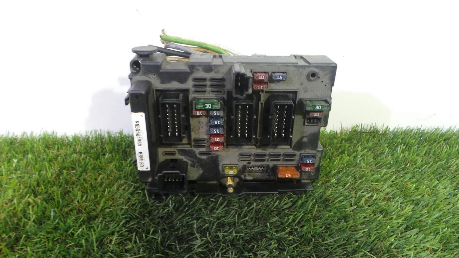 Fuse Box 96 506 640 80 PEUGEOT, 307 (3A/C) 1.4 HDi